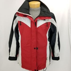 The North Face Womens Size 8 Systems 3 in 1 Jacket